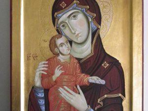 Corso003 2011-2012 – Vergine Odighitria di Giovanni Da Taranto – Maestro Antonio De Benedictis