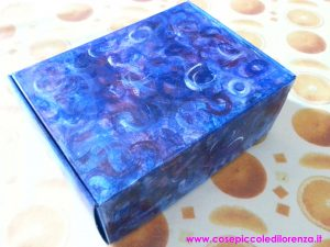 Recupero della scatola di un vecchio cellulare