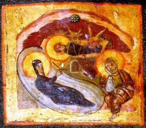 007_ScatolaCollezionePietreTerraSanta_8_2. Cassetta reliquiario Sancta Sanctorum, VIII secd.