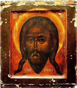 Il Volto Santo Icona portata dal Metropolita Alessio nel 1354-1355 da Bisanzio a Mosca dove fu costruito (1357-1372) il Monastero di Andronico in cui si trova ancora. http://malwaretips.com/threads/shroud-of-turin-latest-news-and-pictures.7030/page-4