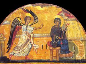 2 maggio – Annunciazione Monastero Santa Caterina del Sinai