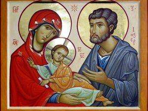 Santa Famiglia di Gesù, Maria e Giuseppe – festa del Signore