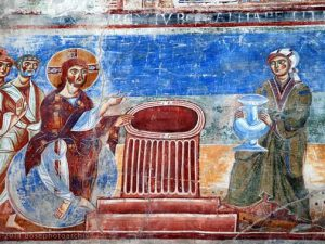 Gesù e la donna samaritana