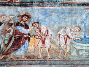 Gesù e la guarigione del cieco