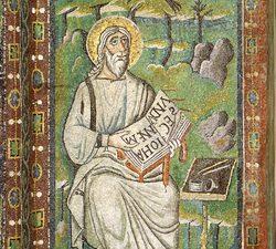 San Giovanni apostolo ed evangelista