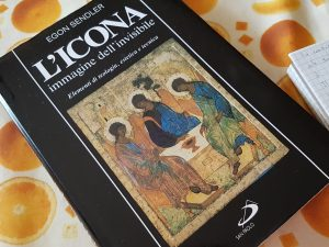 Biblioteca 001 L'icona, immagine dell'invisibile. Elementi di teologia, estetica e tecnica di Egon Sendler